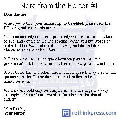 how to become a manuscript editor